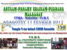 Antsam-panahy iraisam-pinoana Malagasy eto Grenoble