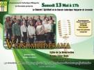 Concert Spirituel – Chorale VETSOMPIDERANA – 13 mai 2017